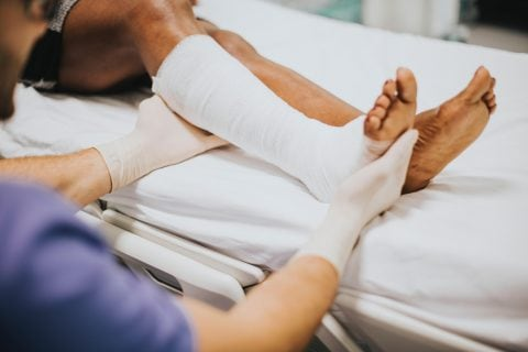 ankle treatment